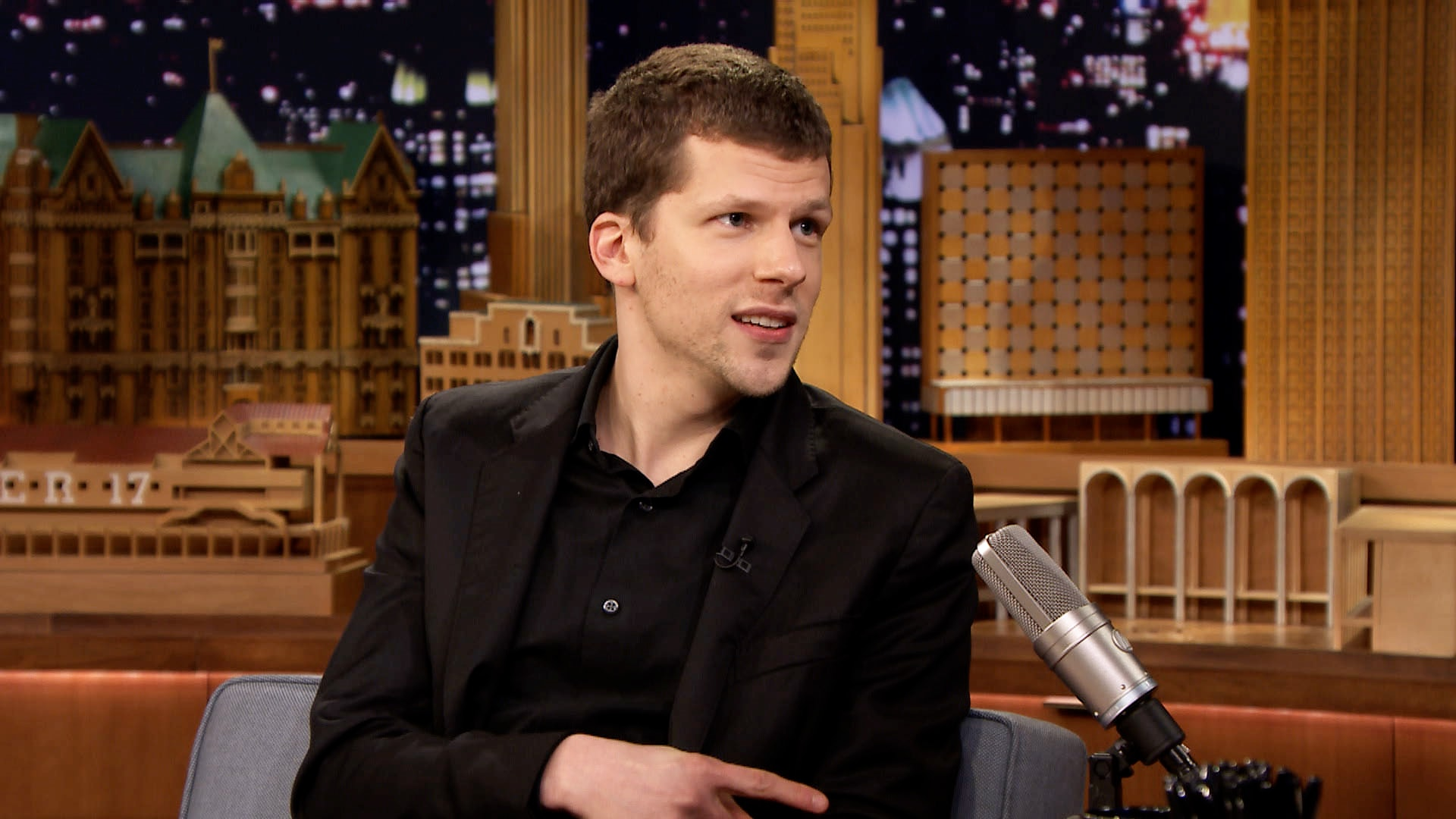 Jesse Eisenberg HD pictures