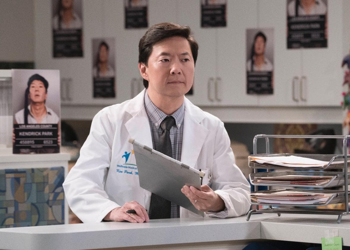 Ken Jeong HD pictures