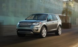 Land Rover Discovery 5 HD pictures
