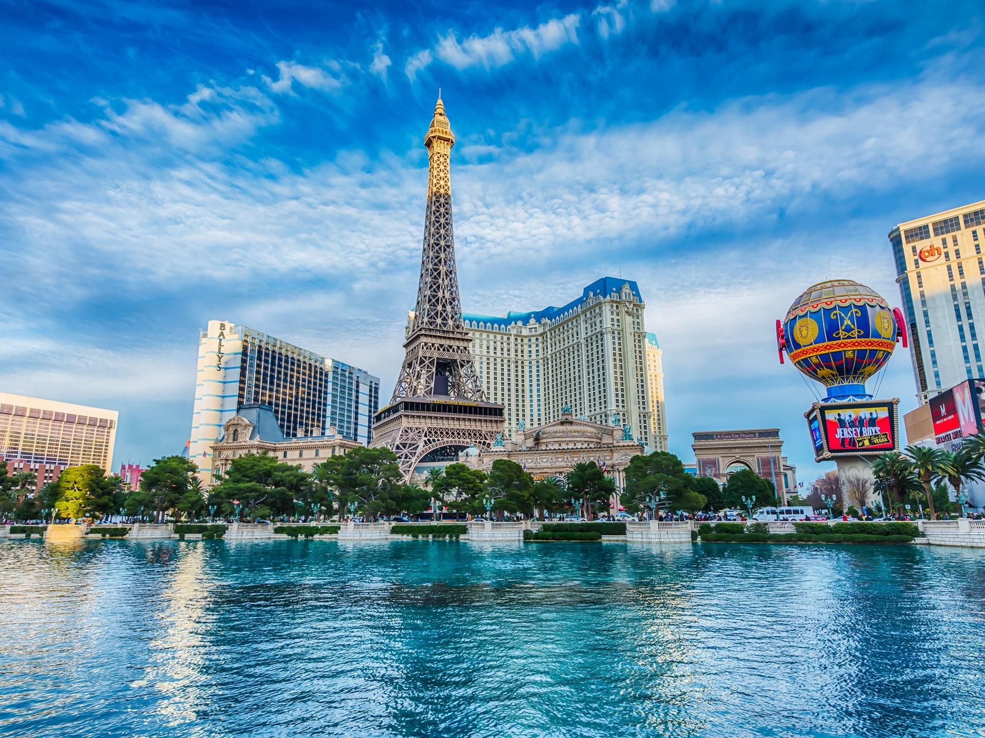 Las Vegas widescreen for desktop