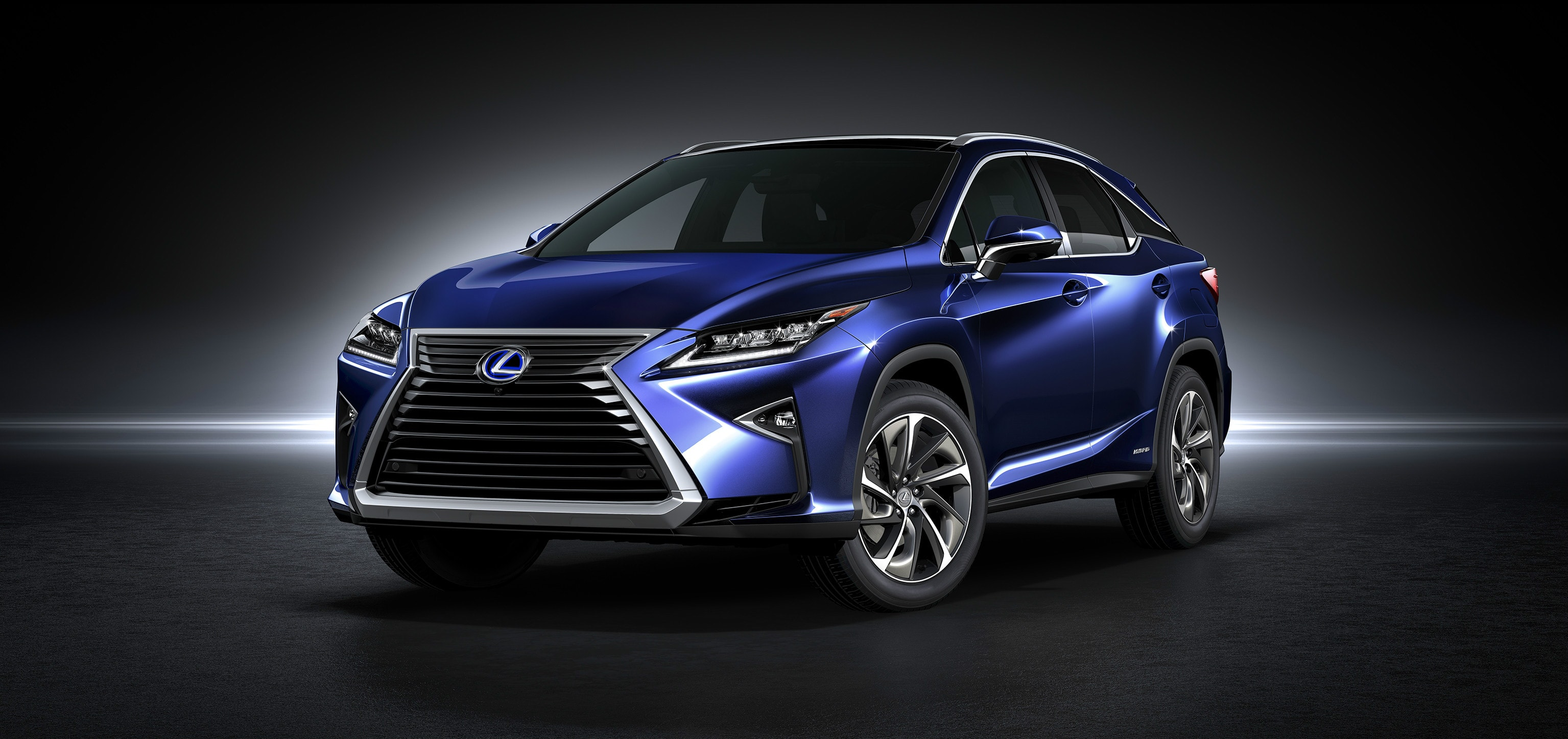 Lexus RX 4 HD pictures