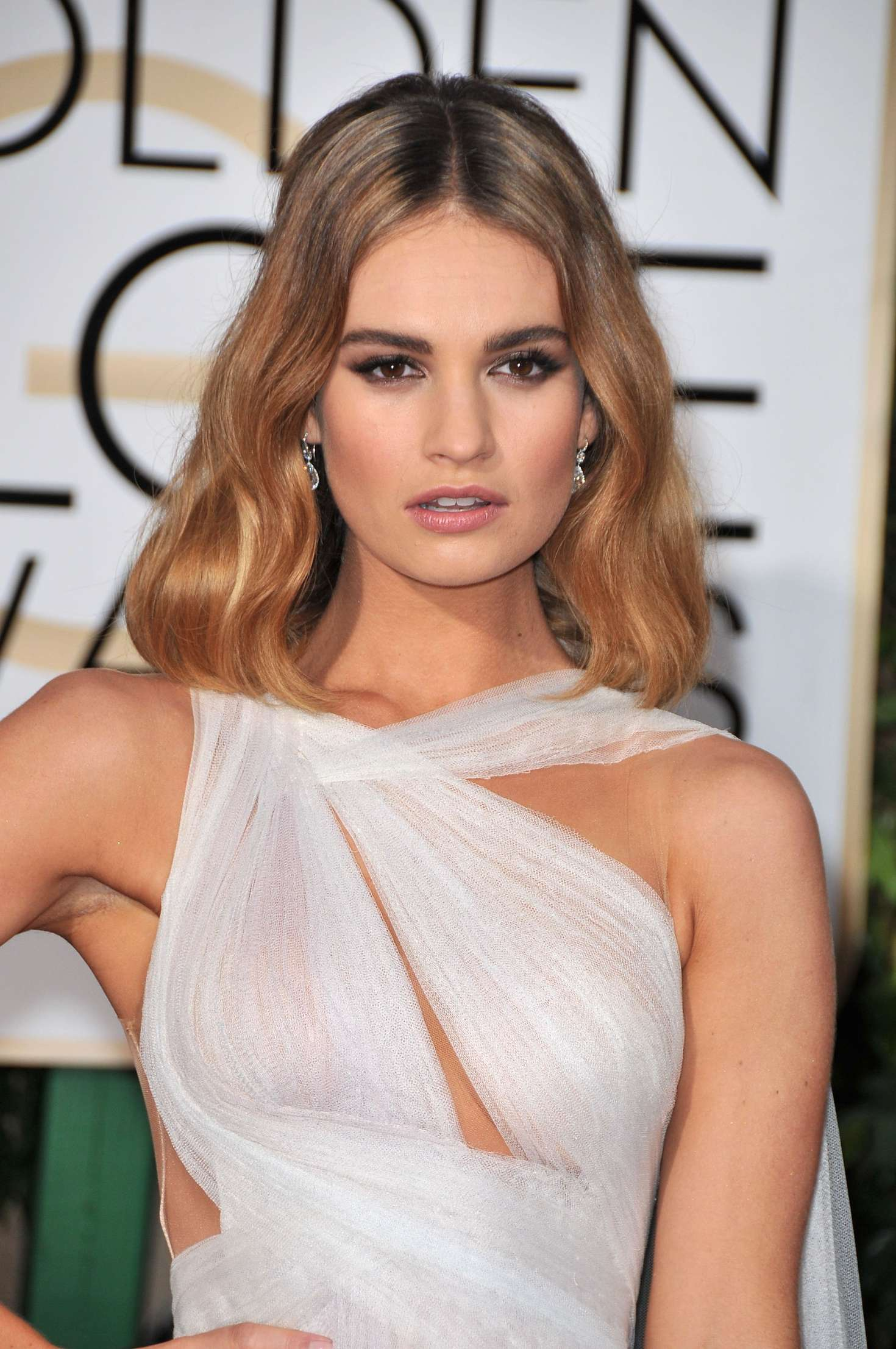 Lily James HD pictures