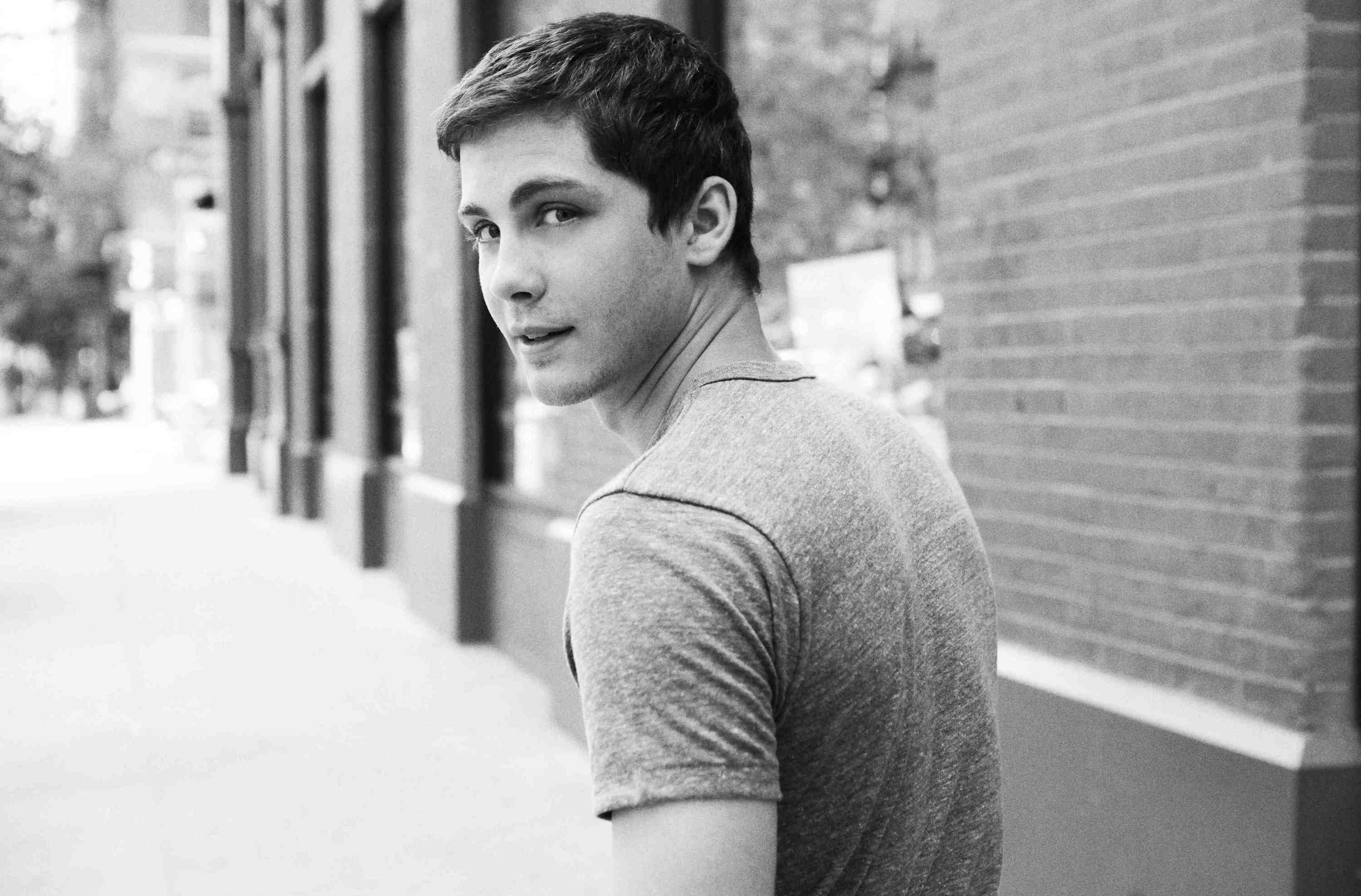 Logan Lerman HD pictures
