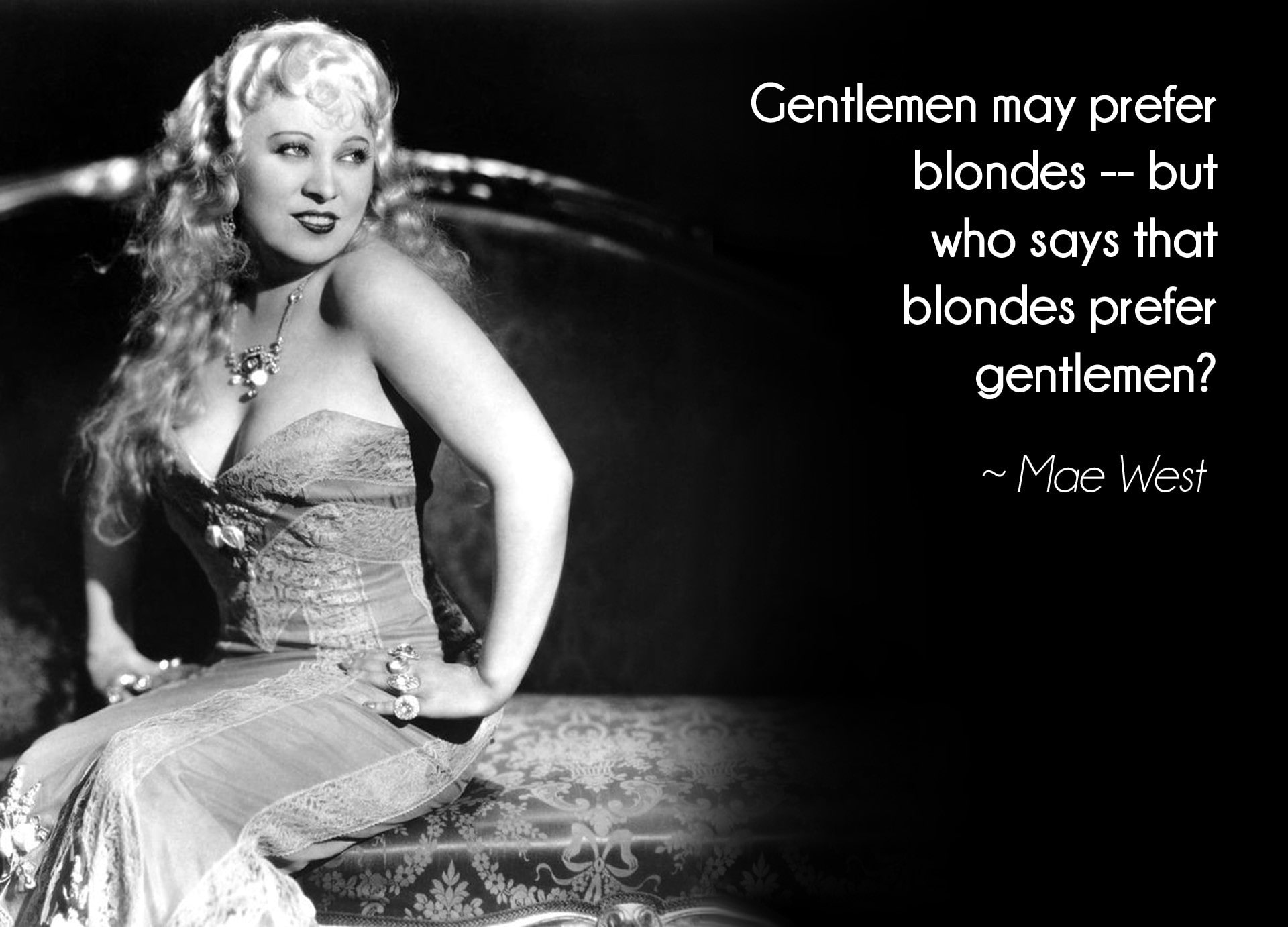 Mae West HD pictures