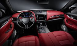 Maserati Levante HD pictures