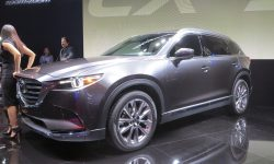 Mazda CX-9 II HD pictures