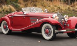 Mercedes-Benz 540K Special Roadster HD pictures