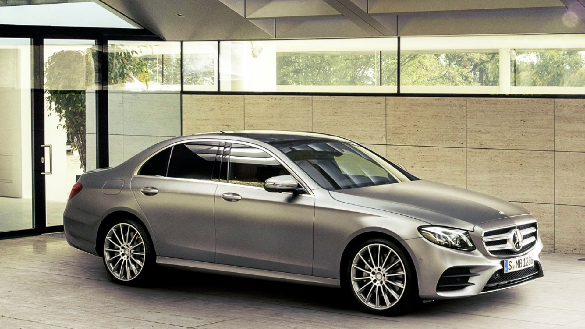 Mercedes E-Class W213 HD pictures