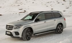 Mercedes GLS HD pictures
