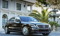 Mercedes-Maybach S-Class HD pictures
