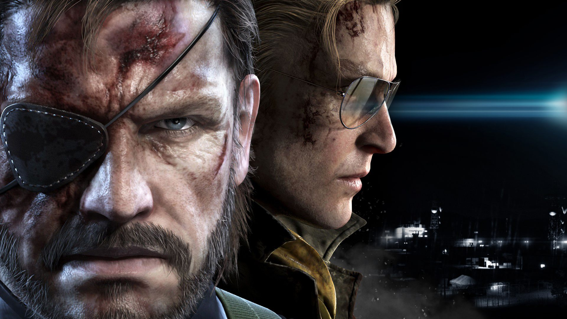 Metal Gear Solid V: The Phantom Pain HD pictures