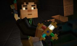 Minecraft: Story Mode - Episode 3: The Last Place You Look HD pictures