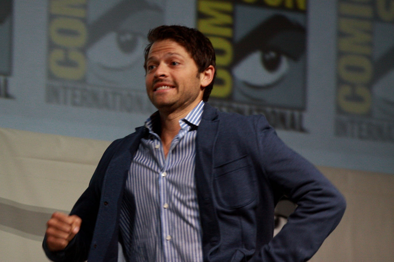 Misha Collins HD pictures
