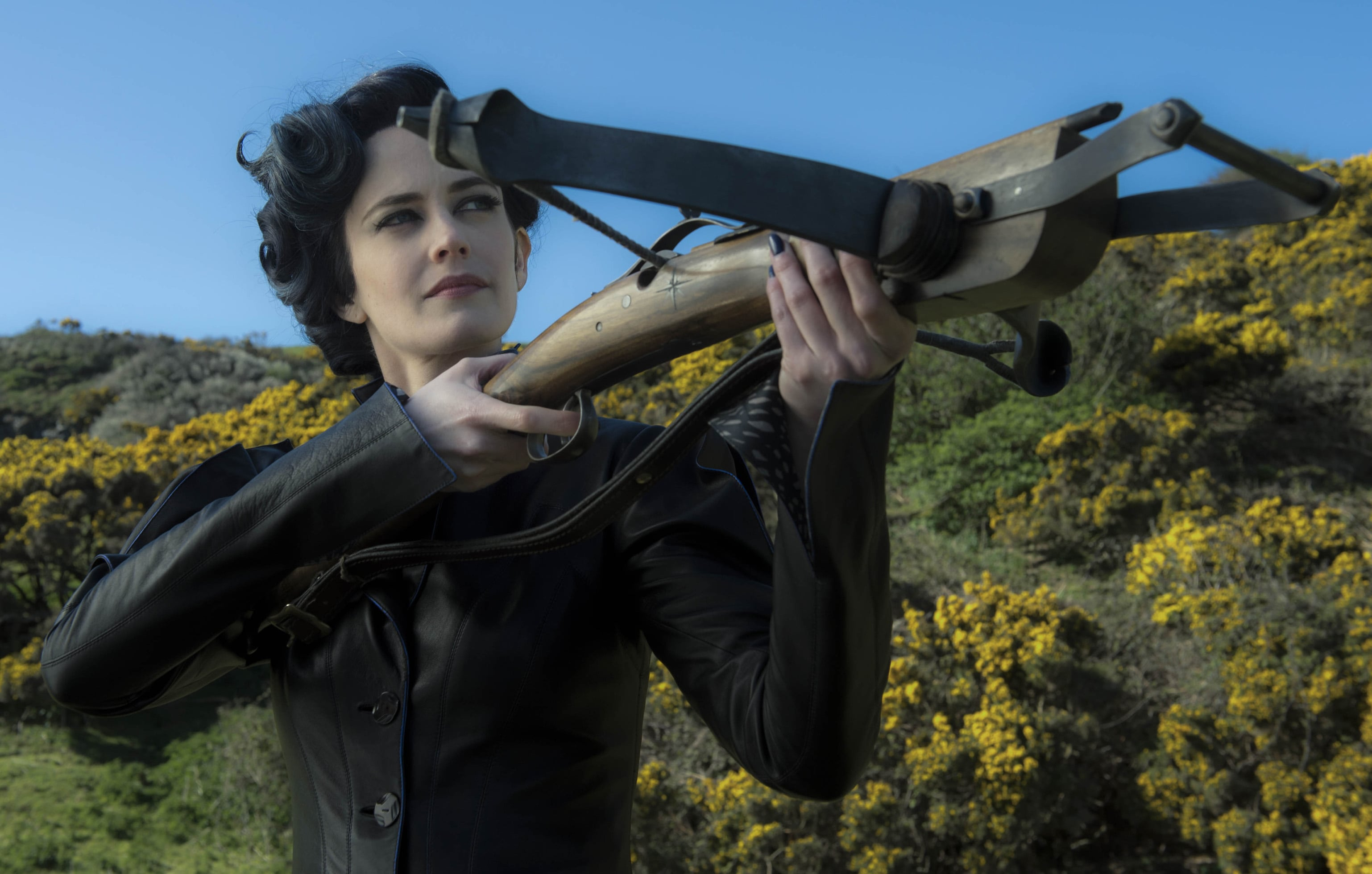 Miss Peregrine's Home for Peculiar Children HD pictures