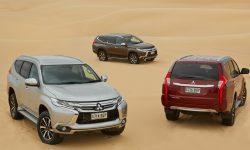 Mitsubishi Pajero Sport 3 HD pictures