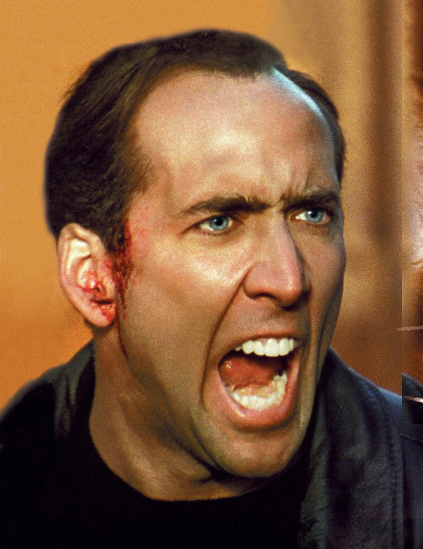 Nicolas Cage High