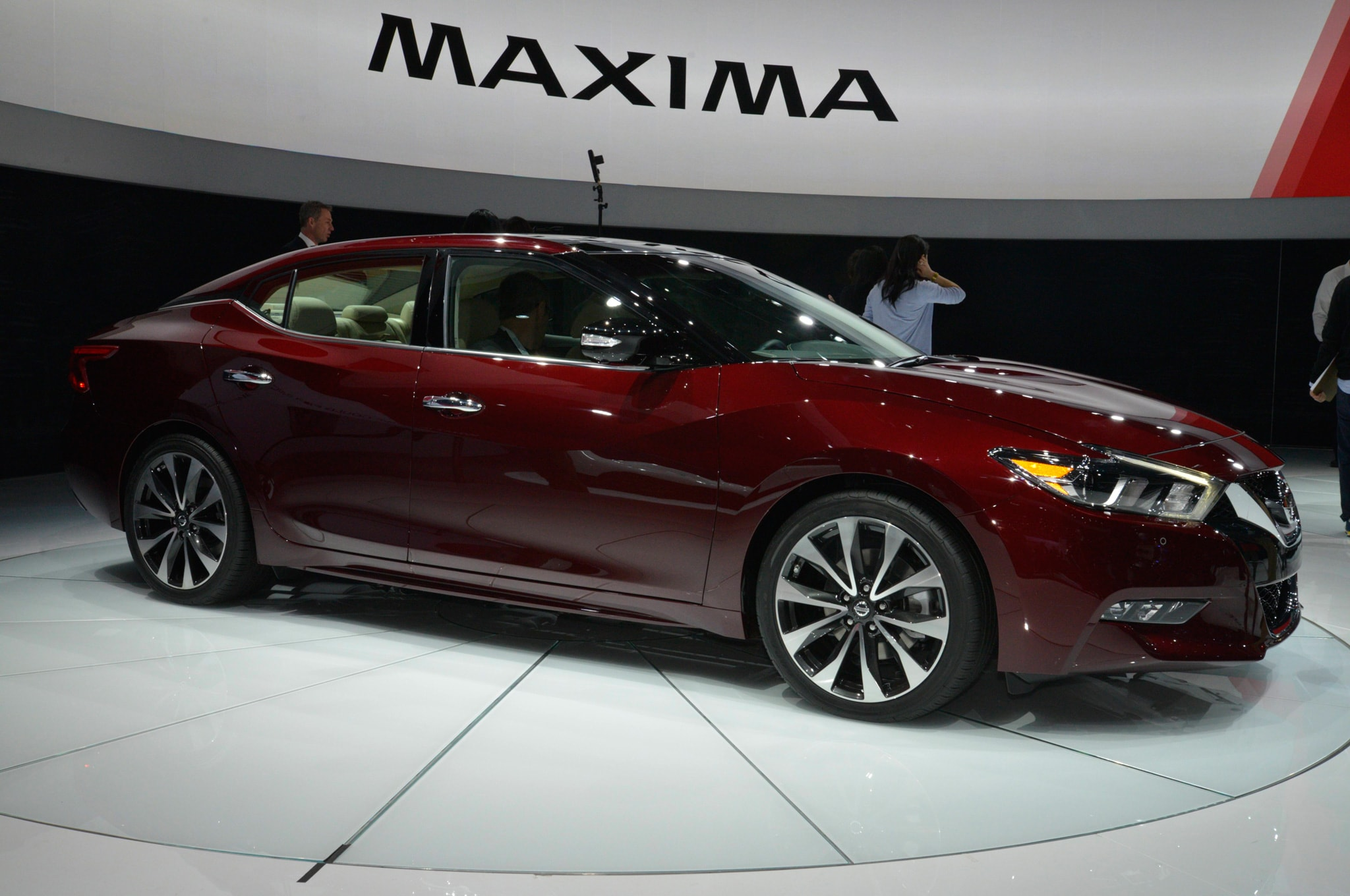 Nissan Maxima 8 HD pictures