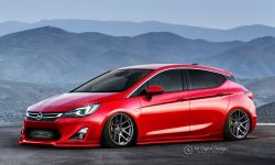 Opel Astra K HD pictures