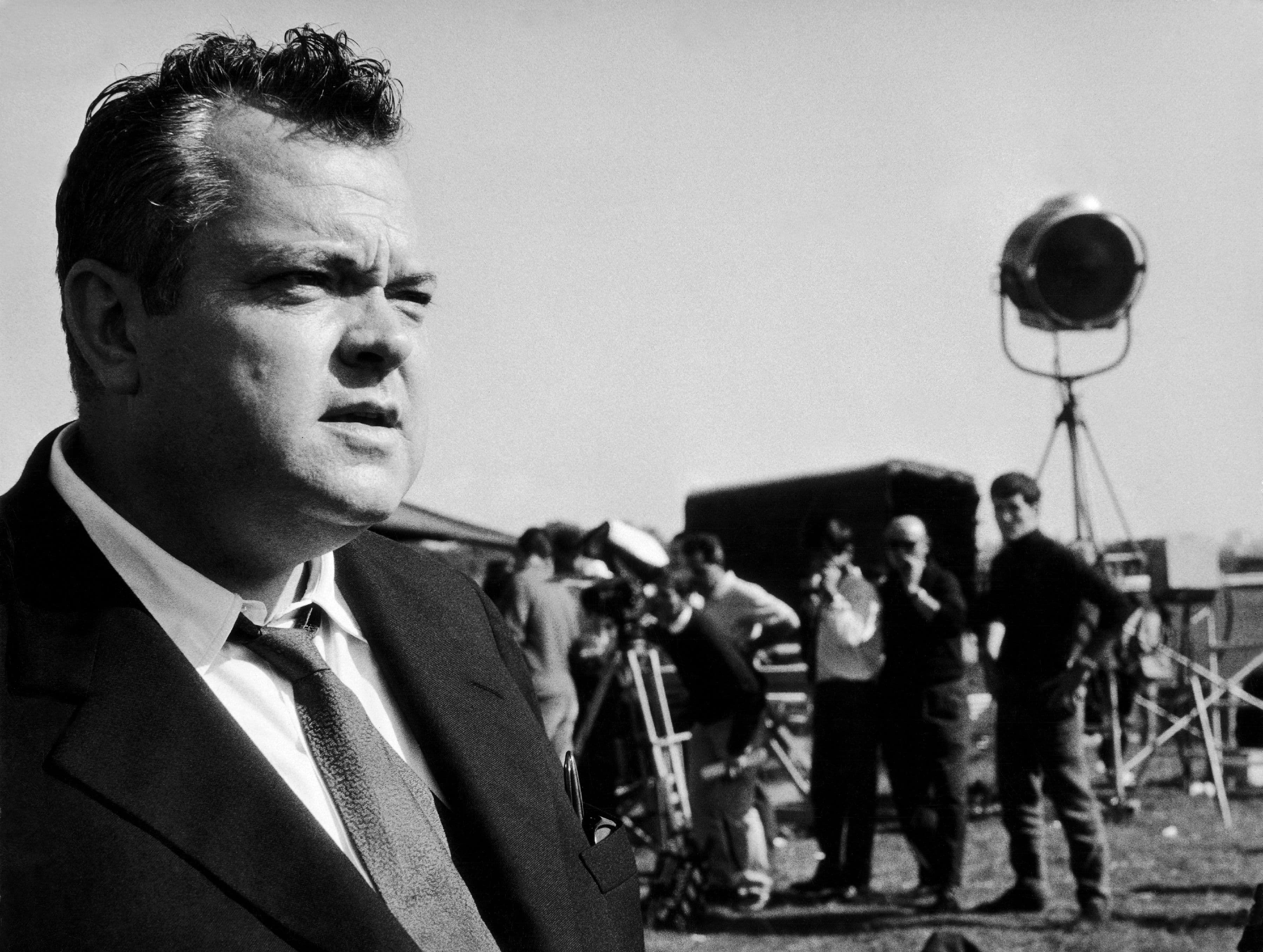Orson Welles HD pictures