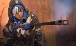 Overwatch : Ana HD pictures