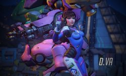 Overwatch : D.Va HD pictures