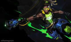 Overwatch : Lúcio Screensavers