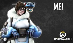 Overwatch : Mei HD pictures