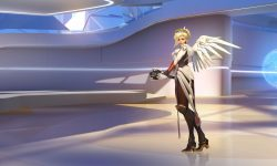 Overwatch : Mercy Wallpaper