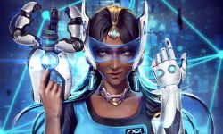 Overwatch : Symmetra HD pictures