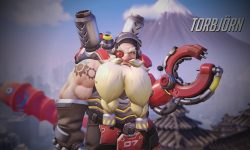 Overwatch : Torbjörn HD pictures