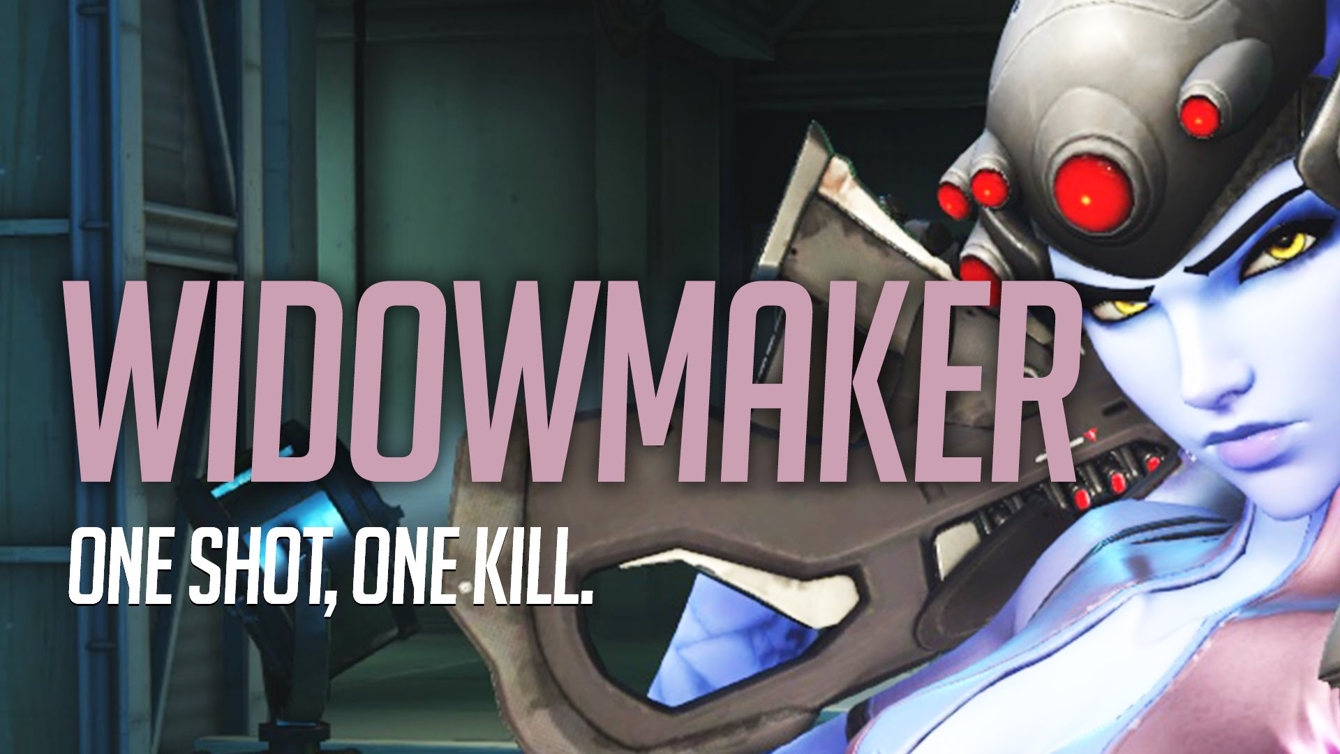 Overwatch : Widowmaker Wallpaper