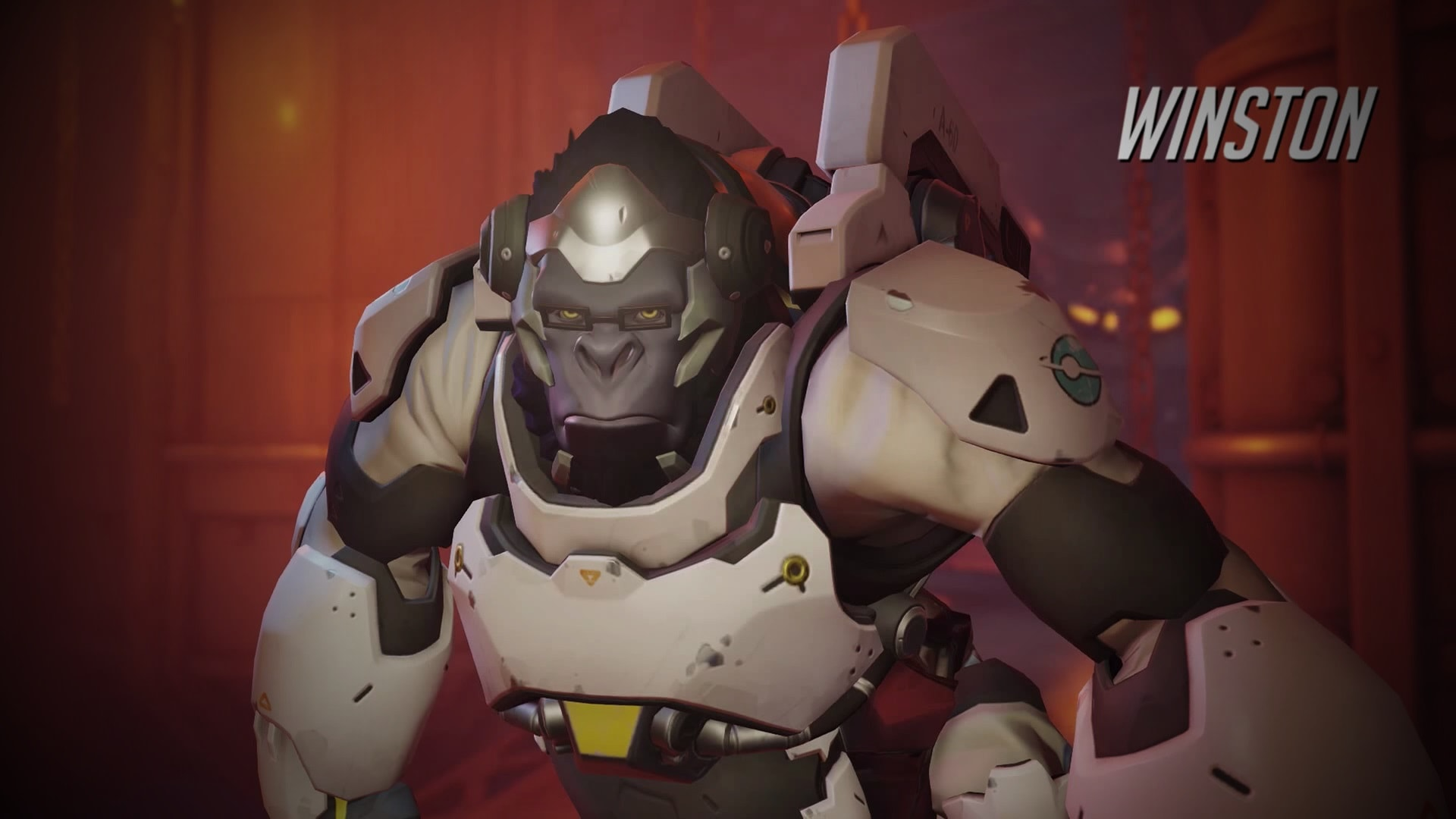 Overwatch : Winston HD pictures