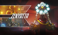 Overwatch : Zenyatta HD pictures