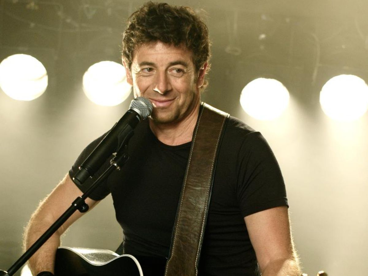 Patrick Bruel HD pictures