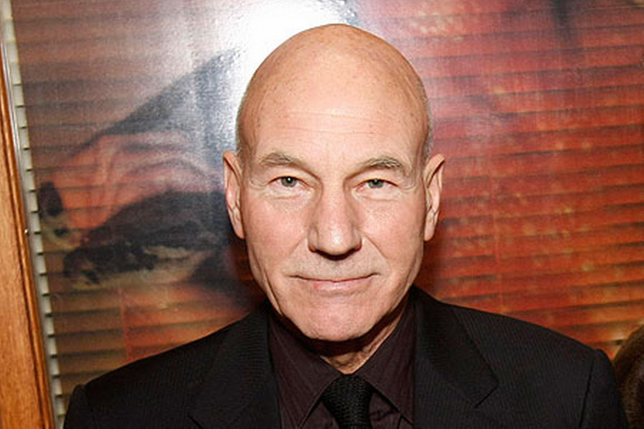 Patrick Stewart HD pictures