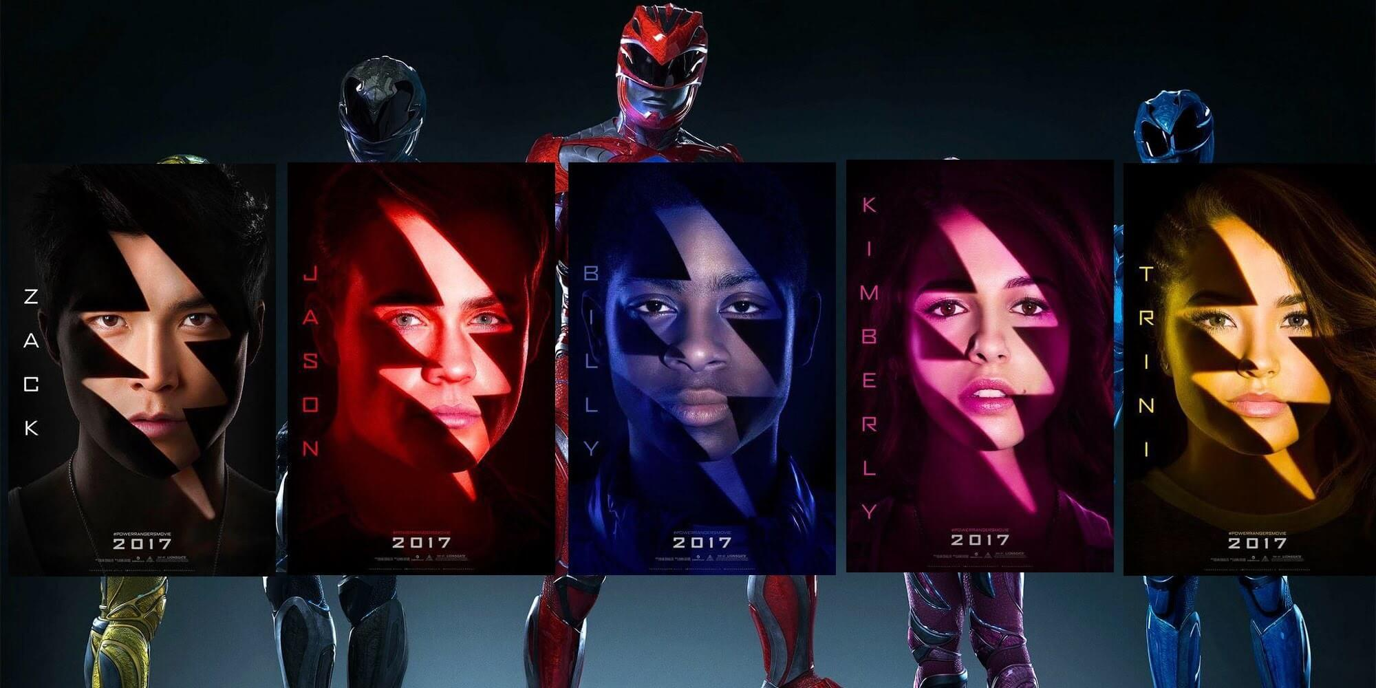 Power Rangers HD pictures