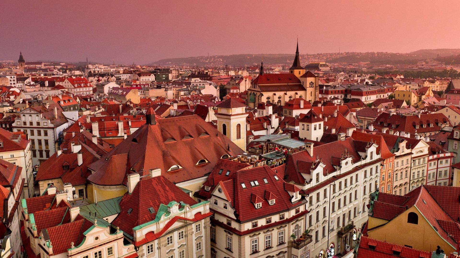 Prague HD pictures