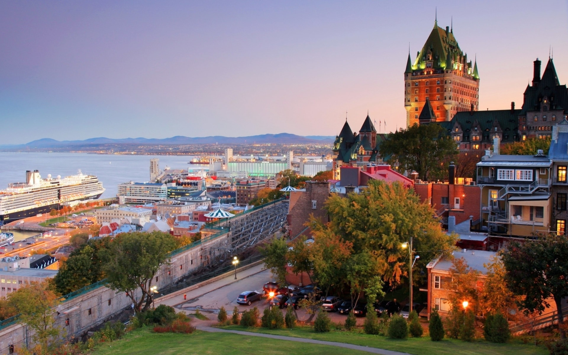 Quebec HD pictures