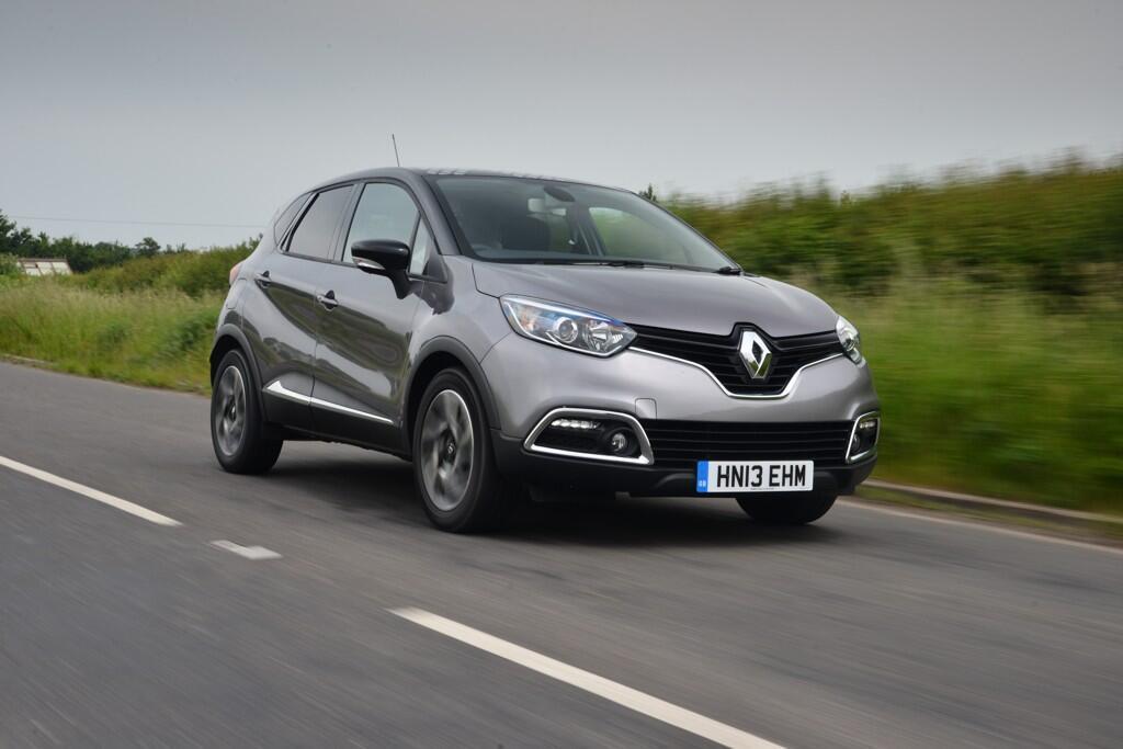 Renault Kaptur HD pictures
