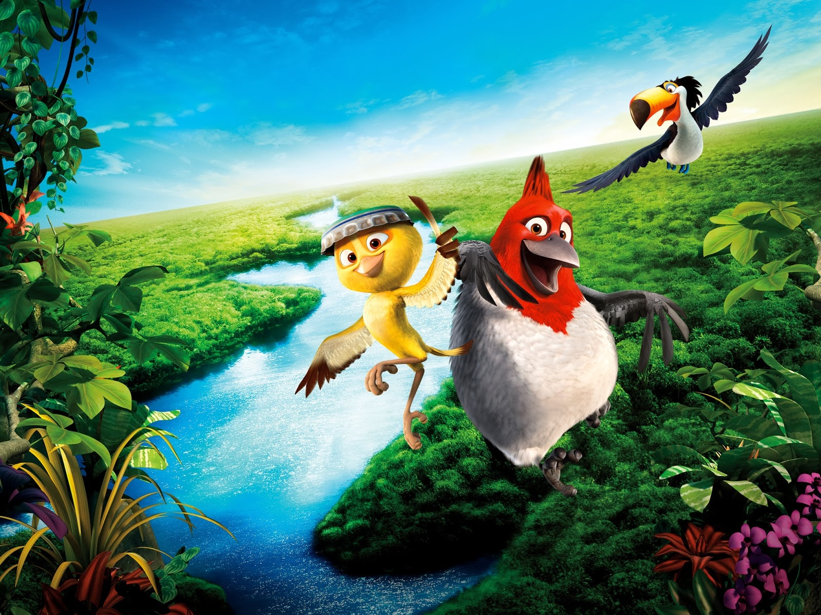 Rio 2 HD pictures