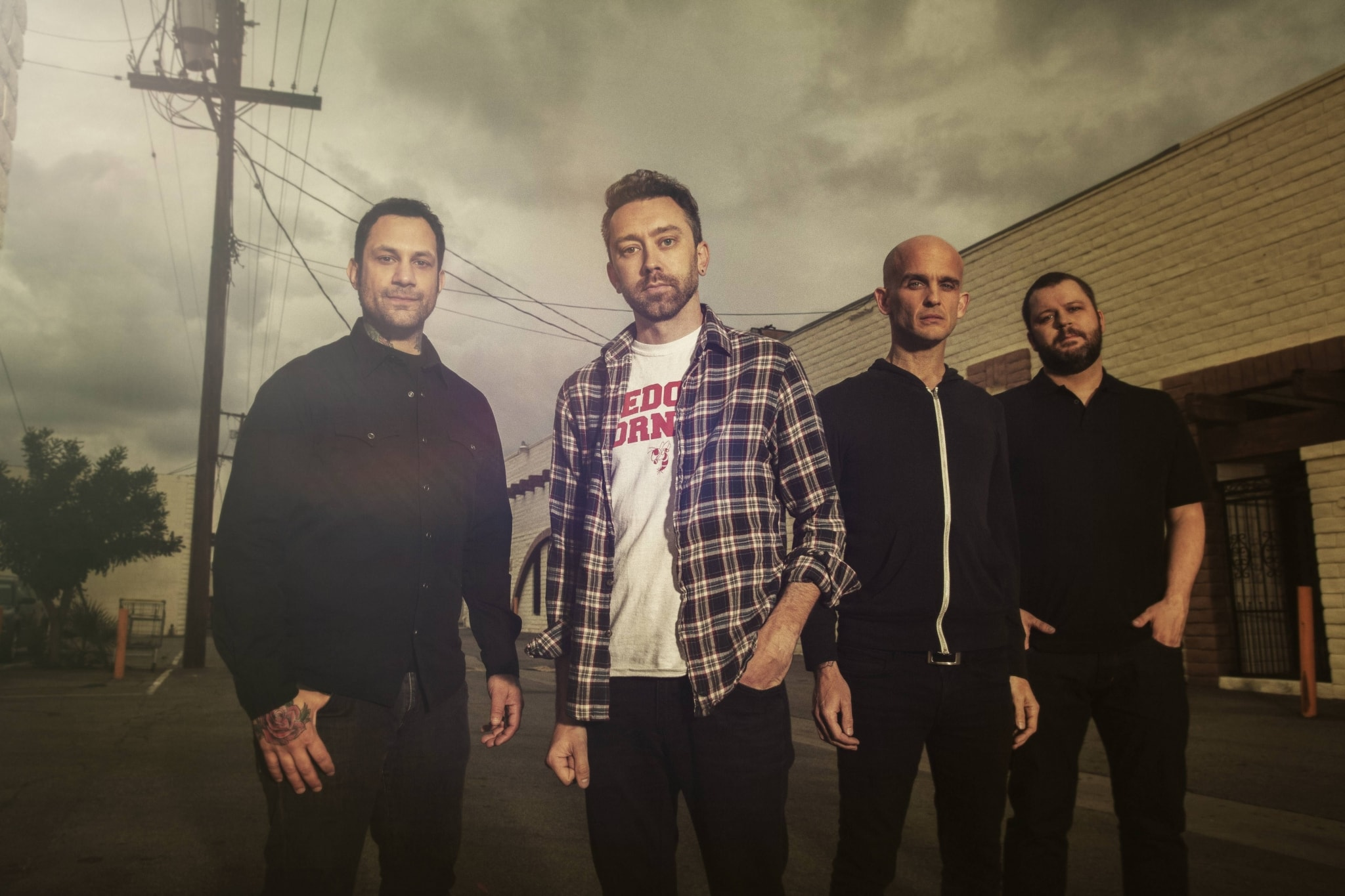 Rise Against HD pictures