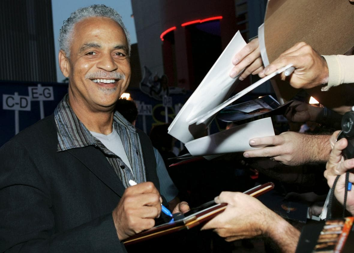 Ron Glass HD pictures