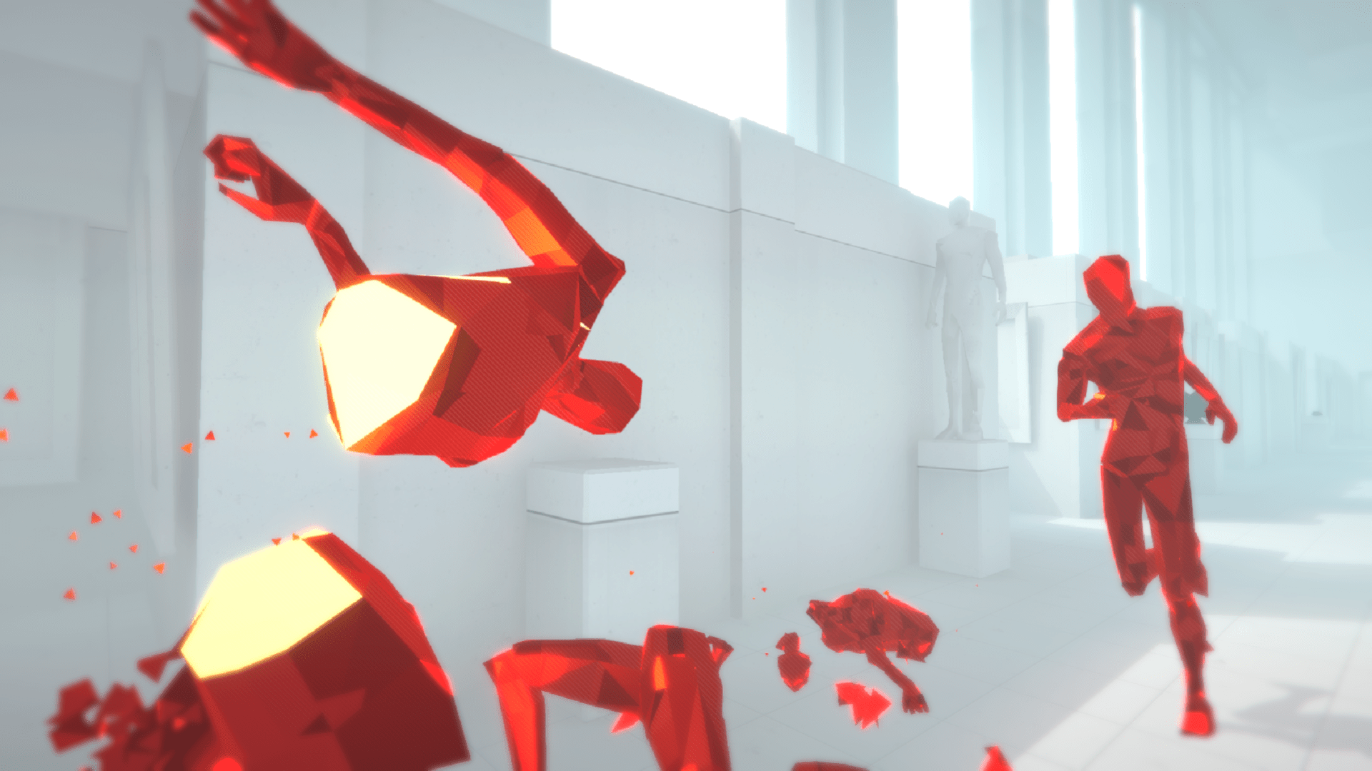 SUPERHOT HD pictures
