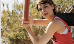 Samaire Armstrong Wallpaper