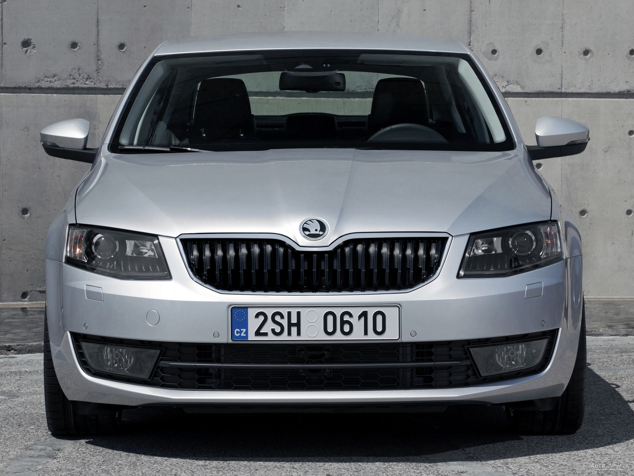 Skoda Octavia A7 HD pictures
