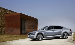 Skoda Superb 3 HD pictures