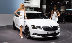 Skoda Superb Combi 3 HD pictures