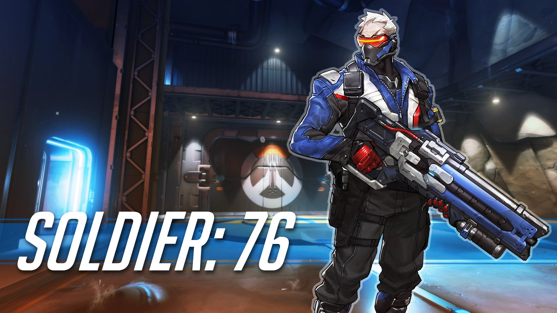 soldier 76 wallpaper - photo #18