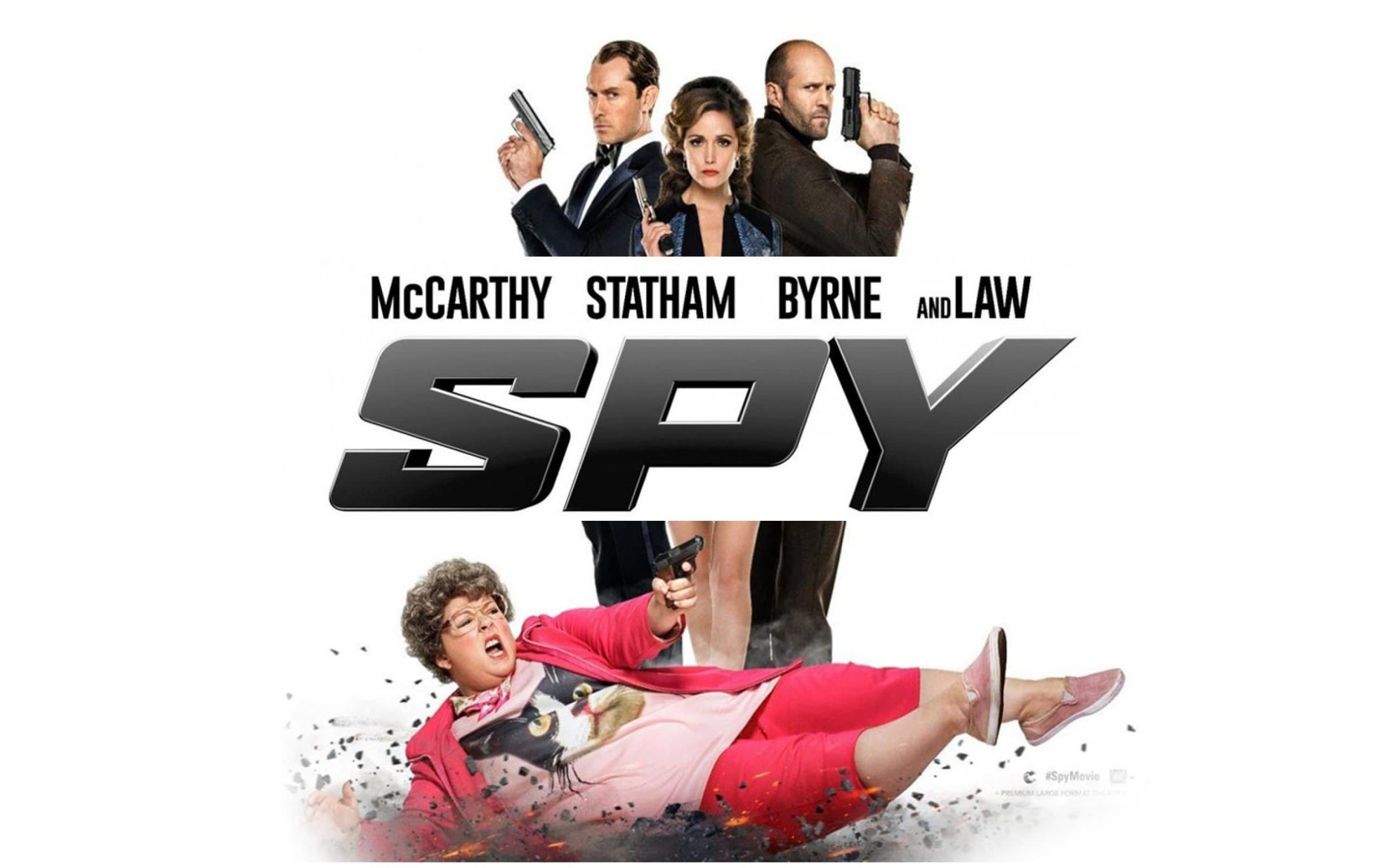 Spy HD pictures