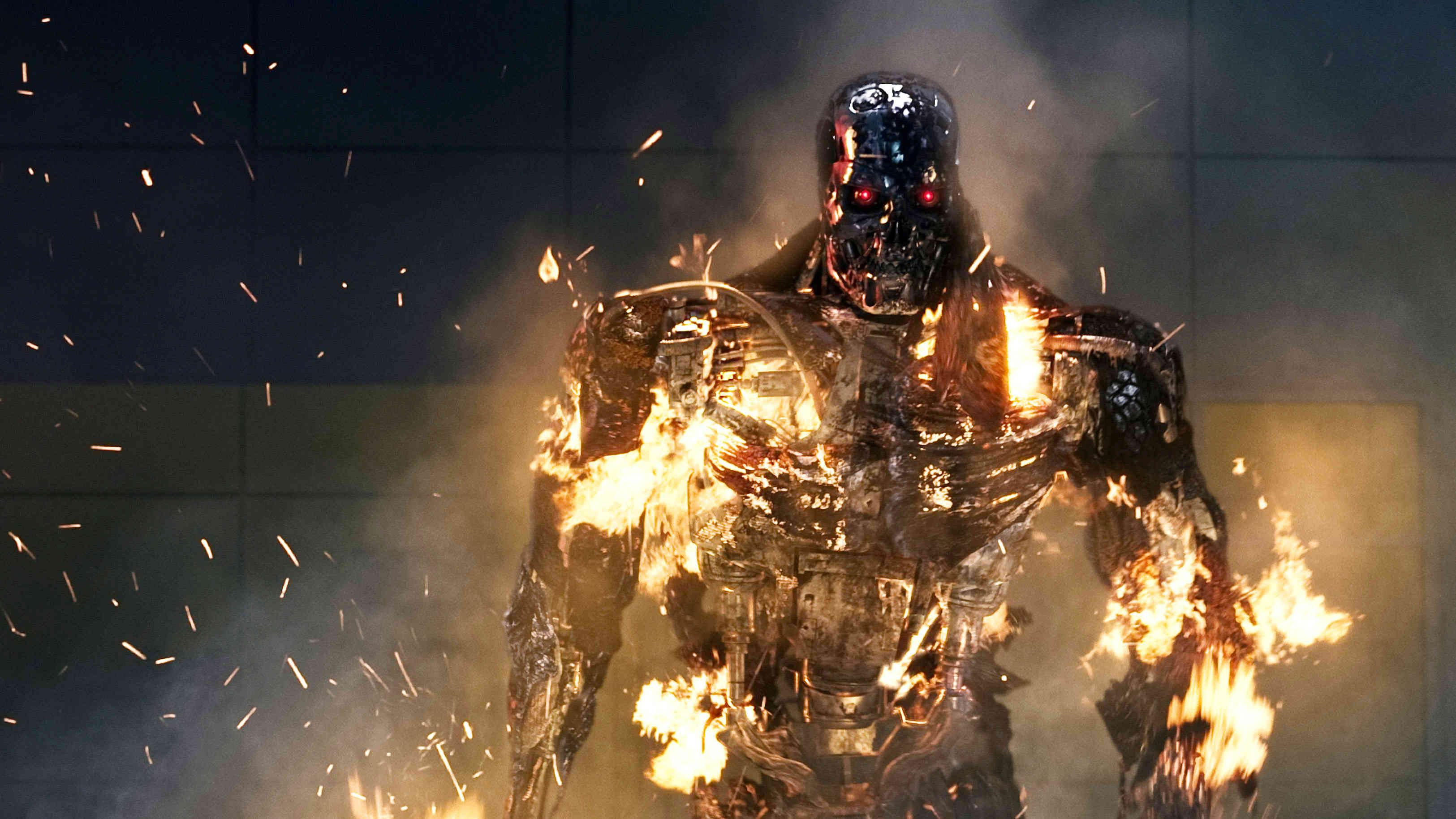 Terminator: Genisys HD pictures